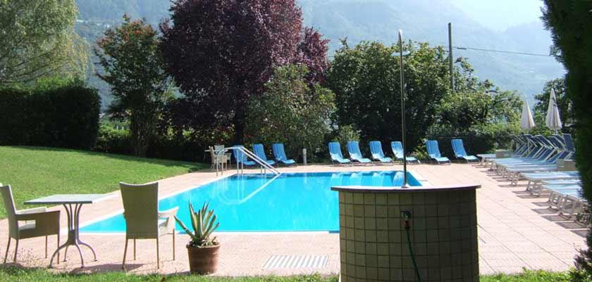 Salgart Hotel, Merano, Italy - Pool.jpg